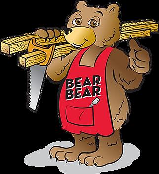 BearBearWood.com logo