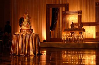 Reception Meridian Banquets