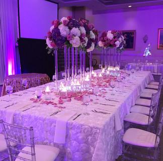Reception Belvedere Banquets