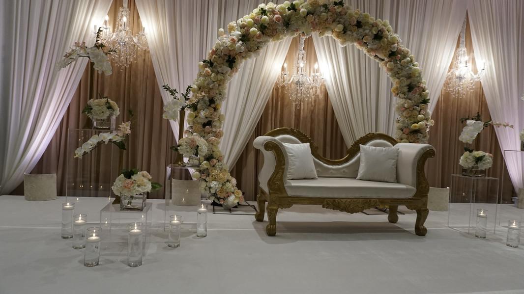 Galaxy Banquets Stage Design