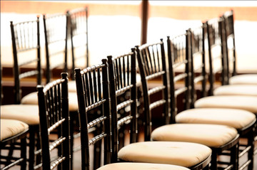 Wedding Recaption chairs