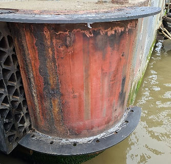 Canary Wharf Pontoon Repairs