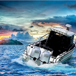 HONDA MARINE BACKS ITS CLAIM TO UNRIVALLED RELIABILITY WITH EXTENDED WARRANTIES