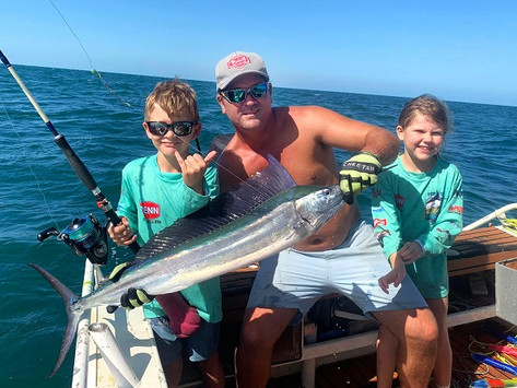 Alex's Fishing Column 14 May 2020
