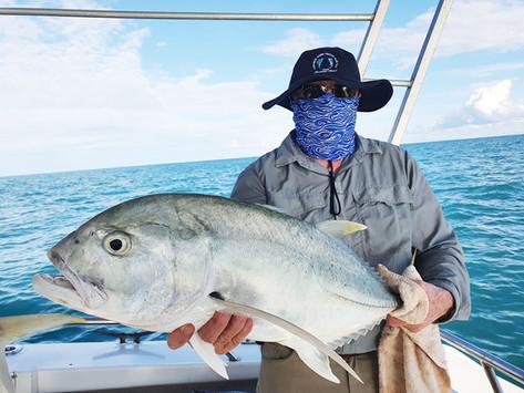 Alex's Fishing Column 26 March 2020