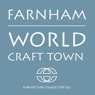 Farnham World Craft Town logo.png