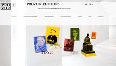 Le site de Prozor-éditions