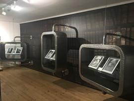 L'exposition de Davor Vrankić : De la laideur - le grotesque de Držić
