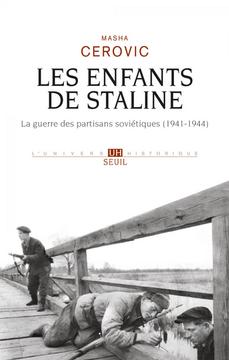 Prestigieuses récompenses à Masha Cerovic et son essai Les Enfants de Staline (Seuil, 2018)