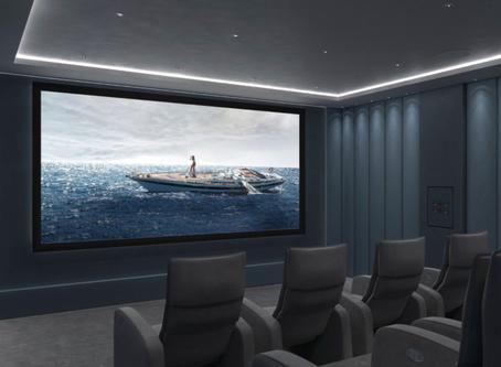 Amalfi seat cinema