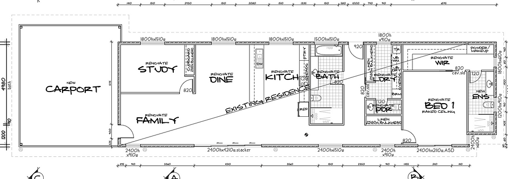 Willunga Builders Floor Plan Design