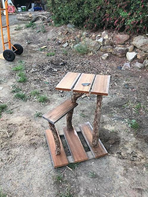 Outdoor Scratching Post