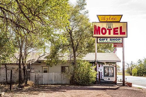 Motel, Ruta 66
