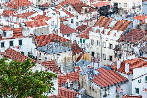 Tejados Lisboa