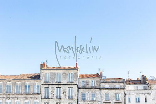 La Rochelle, Francia.