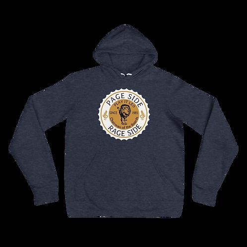 Page Side Rage Side Chairman Leo Bella+Canvas Premium Unisex hoodie
