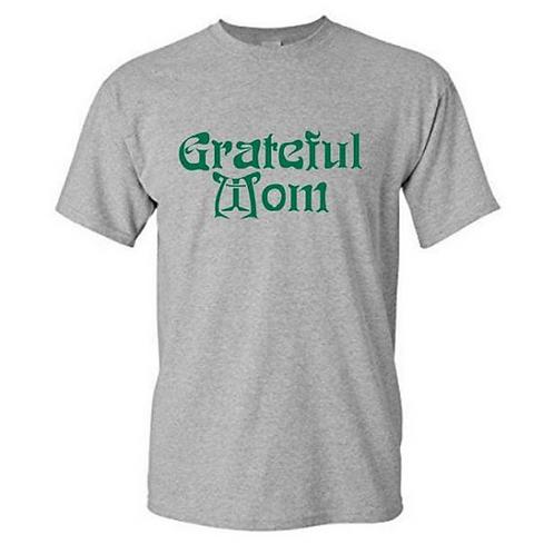 Grateful Mom Shirt | Gildan Heavy Cotton