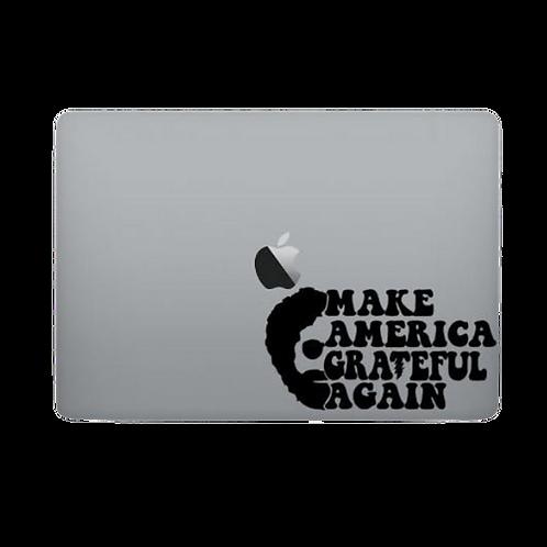 Jerry Make America Grateful Again Sticker Transfer   Pick Size   In/Outdoor