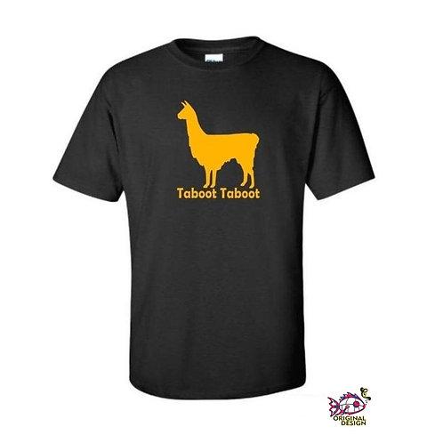 Llama Taboot Taboot Shirt | Gildan Heavy Cotton