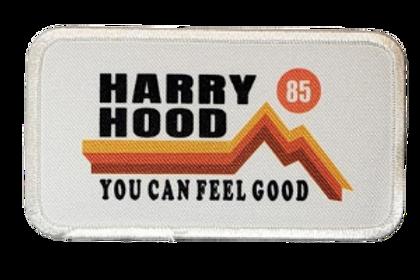Harry Hood 85 Printed Patch