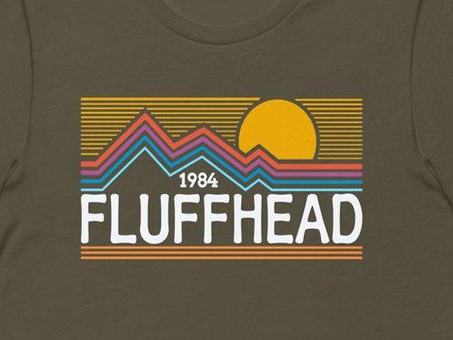 Fluffhead 84   Bella + Canvas Premium cotton   Short Sleeve