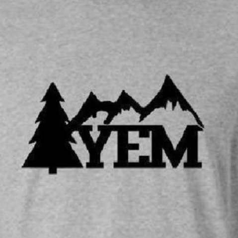 "You Enjoy Myself ""YEM"" Tree Shirt | Gildan Heavy Cotton"