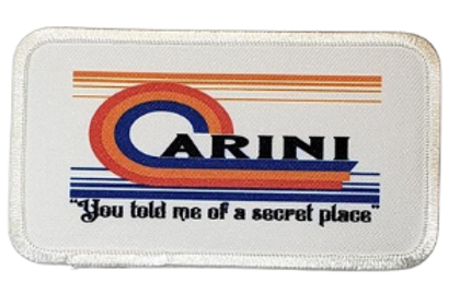 Carini Printed Patch