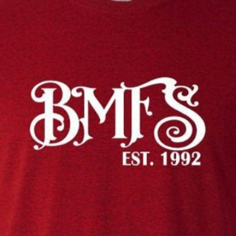 BMFS Est. 1992 Shirt   Gildan Heavy Cotton