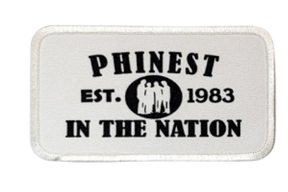 Phinest In the Nation 83 Printed Patch
