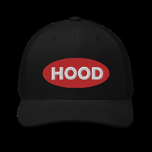 Hood Trucker Cap | Flat Embroidery | Phish Inspired Art