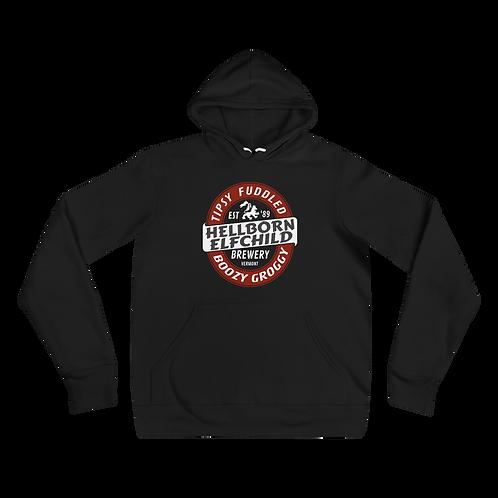 Hellborn Elfchild Brewery Bella+Canvas Premium Unisex hoodie