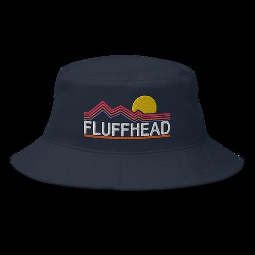 Fluffhead Bucket Hat   Flat Embroidery   Inspired Phan Art