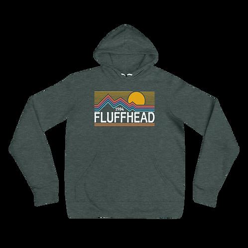 Fluffhead 1984 Outdoors Bella+Canvas Premium Unisex hoodie