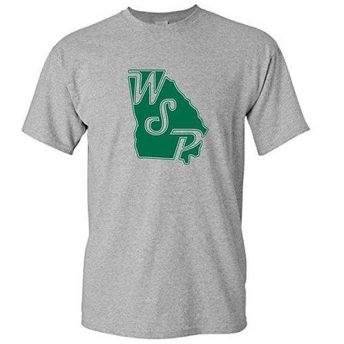 WSP State Of Georgia Shirt  | Gildan Heavy Cotton