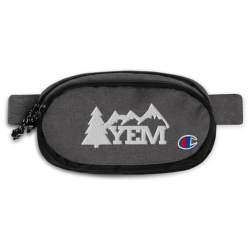 YEM Tree Champion fanny pack | Flat Embroidered