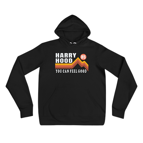 Harry Hood Retro 70s Bella+Canvas Premium Unisex hoodie