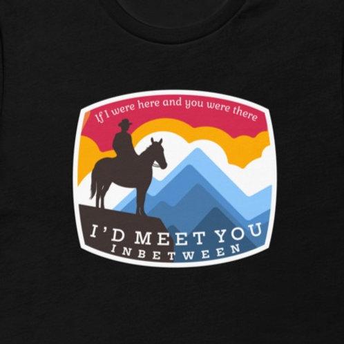 The Horse | Bella + Canvas Premium cotton | Short Sleeve