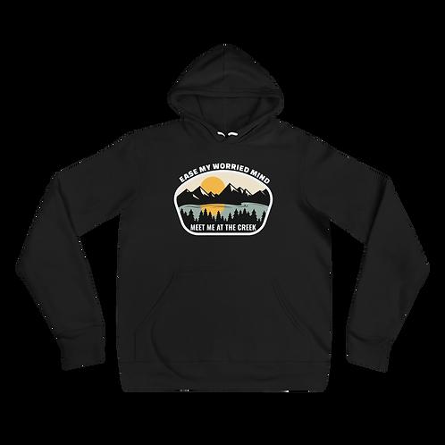 Meet Me At The Creek Bella+Canvas Premium Unisex hoodie