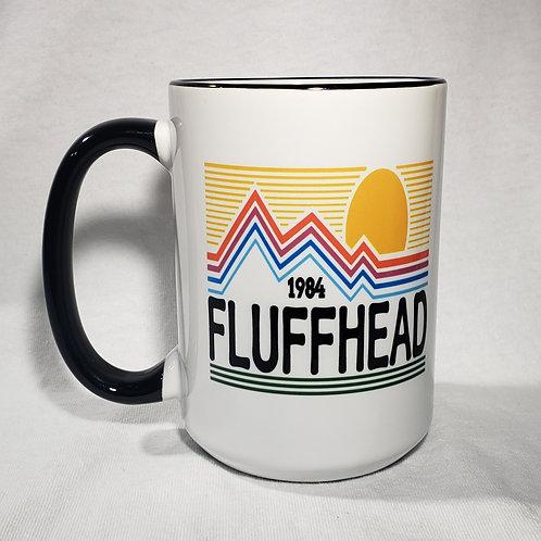 15oz Fluffhead 84 Ceramic Coffee Mug