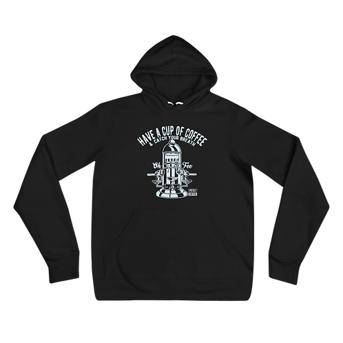 Fee Have A Cup Of Coffee Bella+Canvas Premium Unisex hoodie