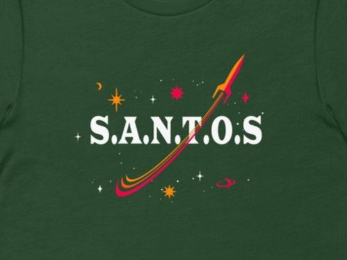 SANTOS | Bella + Canvas Premium cotton | Short Sleeve