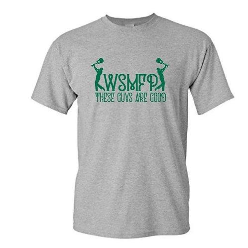 WSMFP These Guys Are Good Golf Shirt    Gildan Heavy Cotton