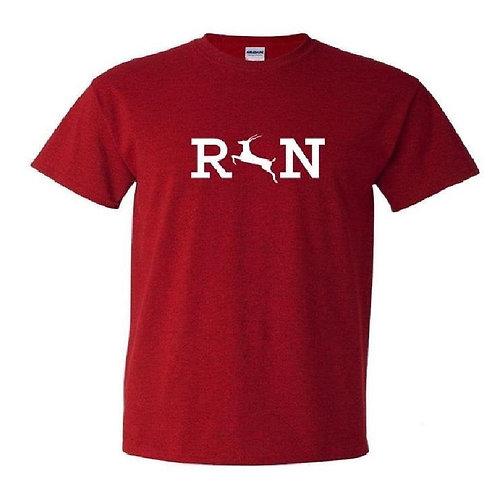 Antelope Run Shirt   Gildan Heavy Cotton