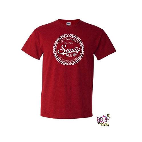 Sanity Ale Lost my Mind Lot Shirt | Gildan Heavy Cotton