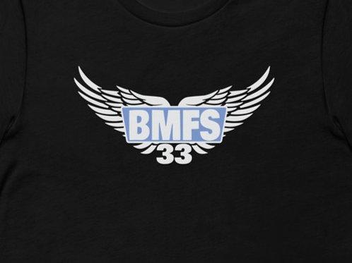 BMFS Wings Bella + Canvas Premium cotton | 33 BMFS