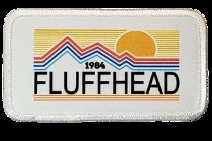 Fluffhead 84i Printed Patch