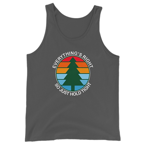 Everything's Right Premium Tank Top   Bella + Canvas 3480