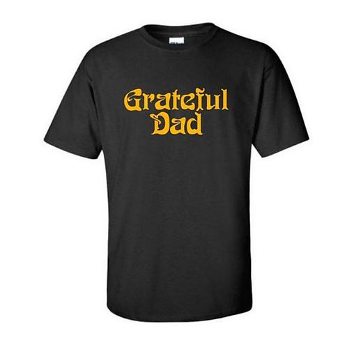Grateful Dad Shirt | Gildan Heavy Cotton