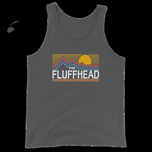 Fluffhead Premium Tank Top | Bella + Canvas 3480