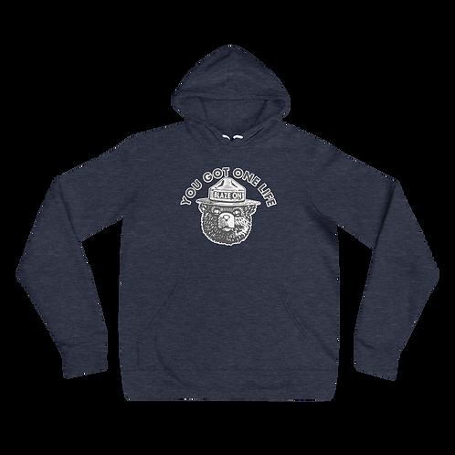 Blaze One Got One Bella+Canvas Premium Unisex hoodie